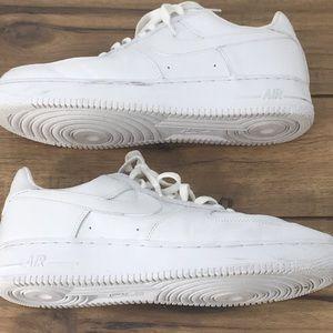 Nike Air Force 1 white low Rare 2004 men's 13 shoe